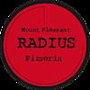 Radius Pizza's Company logo