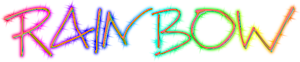 Rainbow - A Handmade Love's Company logo