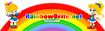Lost Marble's Competitor - Rainbow Brite logo