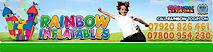 Rainbow Inflatables Bouncy Castle Hire's Company logo