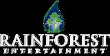 Rainforestent's Company logo
