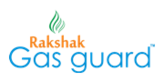 Rakshak Gas Guard's Company logo
