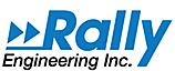 Rally Engineering's Company logo