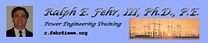 Ralph Fehr's Company logo