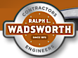 Ralph L Wadsworth Construction's Company logo