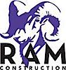 RAM Construction's Company logo
