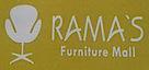 Rama's Furniture Mall's Company logo