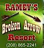 Ramey's Broken Arrow's Company logo