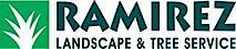 Ramirez Landscape's Company logo