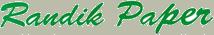 Randik Paper's Company logo