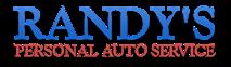 Randy's Personal Auto Service's Company logo