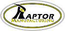 Raptormfg's Company logo