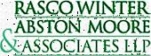 Rasco Winter Abston Moore's Company logo