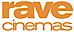 The Marcus Corporation's Competitor - Rave Cinemas logo