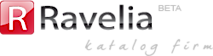 Ravelia's Company logo