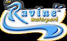 Ravine Waterpark's Company logo