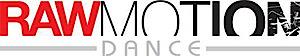 Raw Motion Dance's Company logo