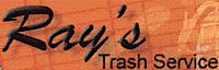 Ray's Trash Service's Company logo