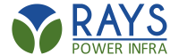 Rays Power Infra's Company logo