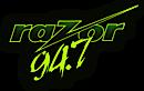 Razor 94.7 Wzor's Company logo