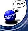 Razorball's Company logo