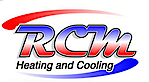 RCM Heating and Cooling's's Company logo