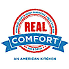 Real Comfort American Kitchen's Company logo