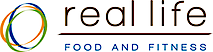 Real Life Food And Fitness's Company logo
