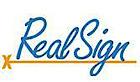 Realsign's Company logo