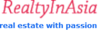 Lbrealty's Competitor - Realtyinasia logo