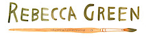 Rebecca Green Illustration's Company logo