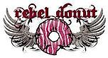 Rebel Donut's Company logo