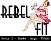 Rebel Fit's Company logo