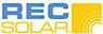 True Power Solar's Competitor - REC Solar logo
