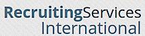 Recruiting Services International's Company logo