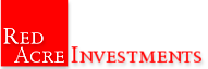 Red Acre's Company logo
