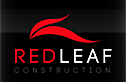 Red Leaf Construction's Company logo