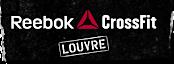 Reebok Crossfit Louvre's Company logo