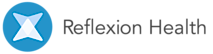 Reflexion Health's Company logo