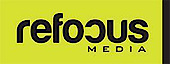 Refocus Media's Company logo