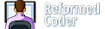 Jonathan Bourland's Competitor - Reformed Coder logo
