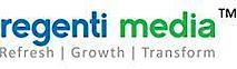 Regenti Media's Company logo