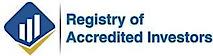 Registry Of Accredited Investors's Company logo