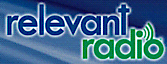 Relevant Radio's Company logo