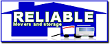 Reliable Movers and Storage's Company logo