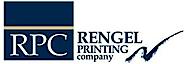 Rengel Printing's Company logo