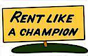 Rent Like a Champion's Company logo