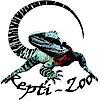 Repti-zoo's Company logo
