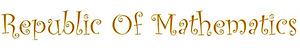 Republic Of Mathematics's Company logo