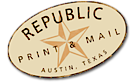 Republic Print & Mail's Company logo